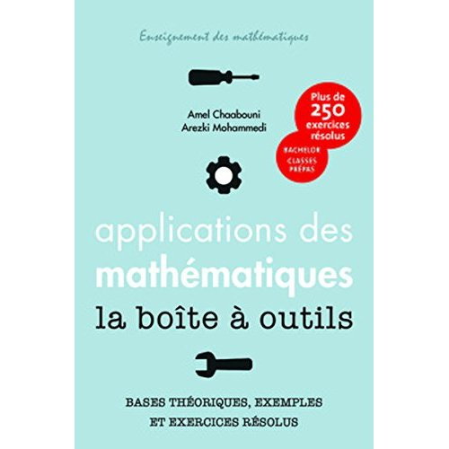 APPLICATIONS DES MATHEMATIQUES