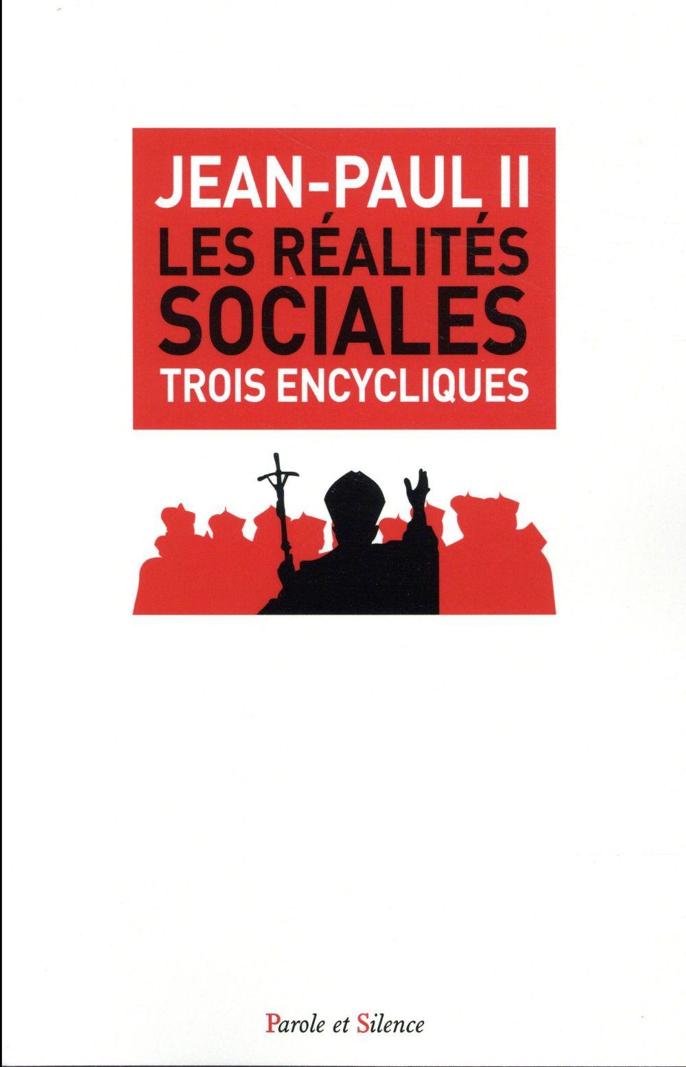 LES REALITES SOCIALES