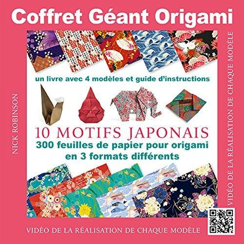 COFFRET GEANT ORIGAMI