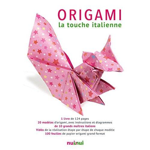 ORIGAMI LA TOUCHE ITALIENNE