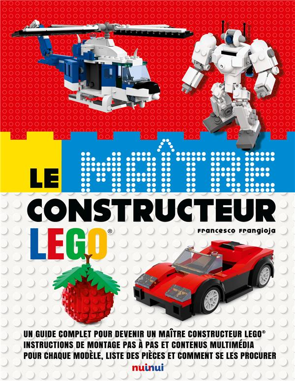 LE MAITRE CONSTRUCTEUR LEGO