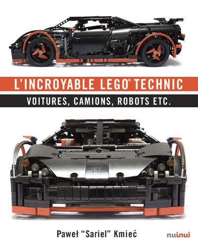 L'INCROYABLE LEGO TECHNIC