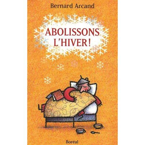 ABOLISSONS L'HIVER