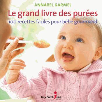 GRAND LIVRE DES PUREES (LE)