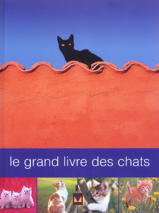 GRAND LIVRE DES CHATS