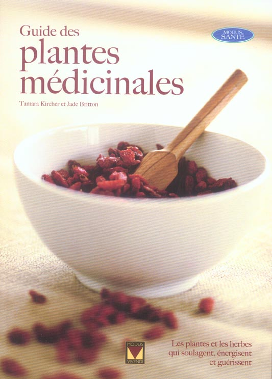 GUIDE DES PLANTES MEDICINALES
