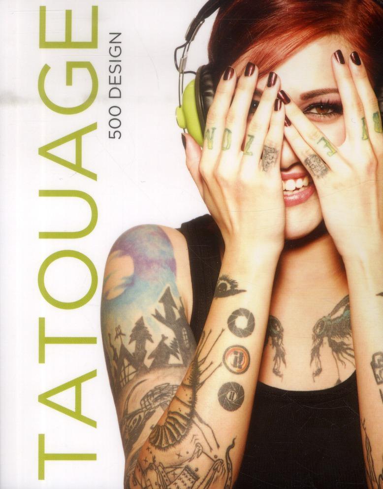 TATOUAGES - 500 DESIGN