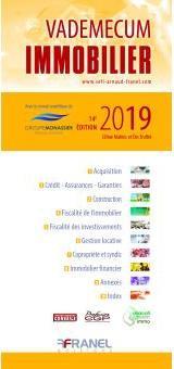VADEMECUM DE L'IMMOBILIER 2019 14E EDITION