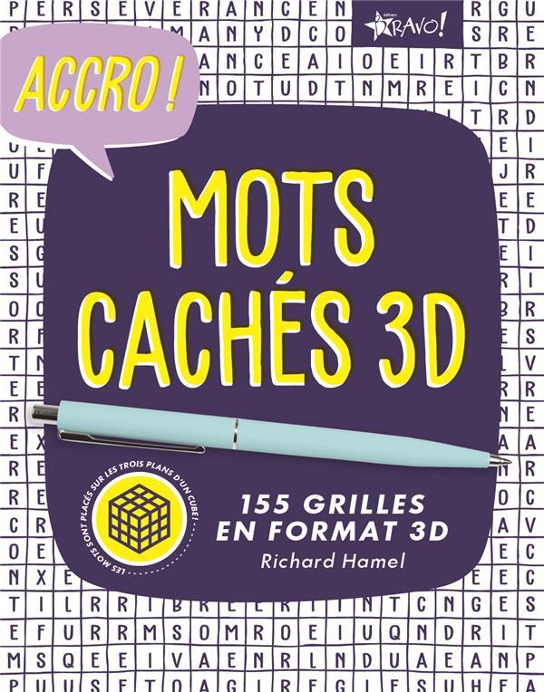 ACCRO ! MOTS CACHES 3D
