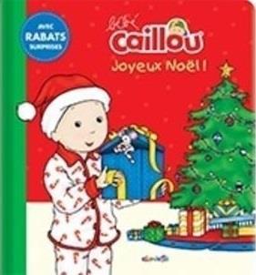 BEBE CAILLOU JOYEUX NOEL !