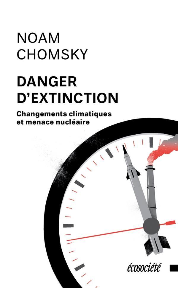 DANGER D'EXTINCTION - CHANGEMENTS CLIMATIQUES ET