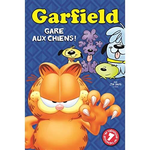 GARFIELD-GARE AUX CHIENS !