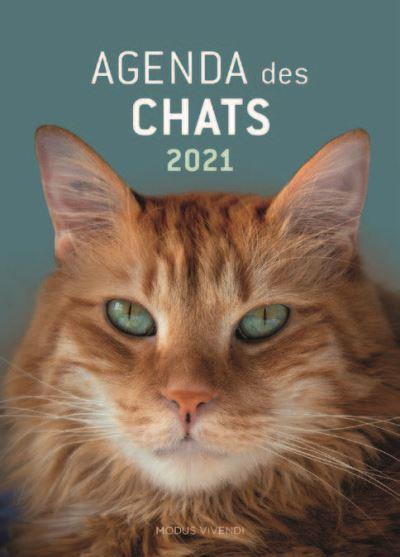 AGENDA DES CHATS 2021