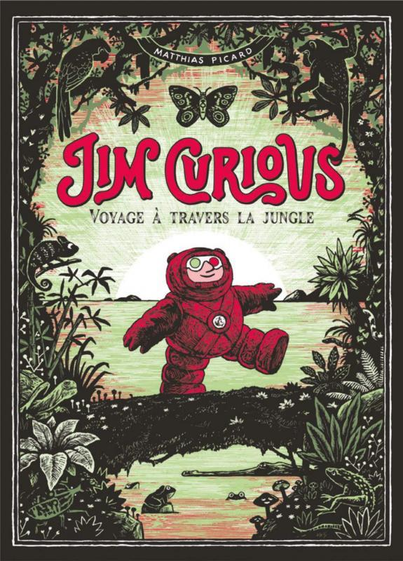 JIM CURIOUS 2 - VOYAGE A TRAVERS LA JUNGLE