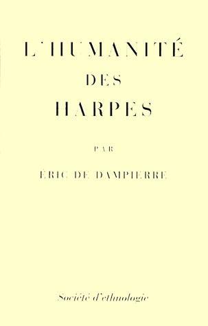L'HUMANITE DES HARPES