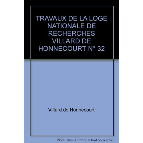 VILLARD DE HONNECOURT N  32 - LES ROMANS DE JULES VERNE, UNE OEUVRE INITIATIQUE...