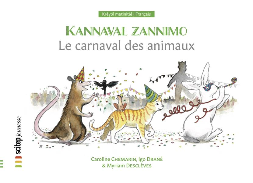 KANNAVAL ZANNIMO  LE CARNAVAL DES ANIMAUX