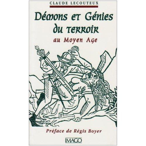 DEMONS & GENIES DU TERROIR AU M-AGE