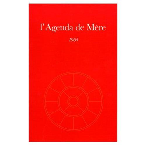 AGENDA DE MERE - TOME 5 - 1964