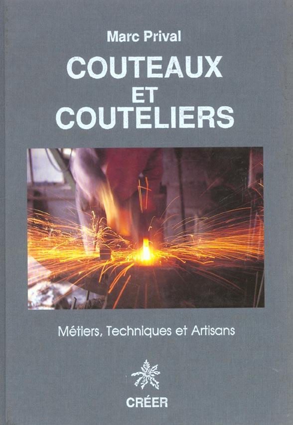 COUTEAUX ET COUTELIERS