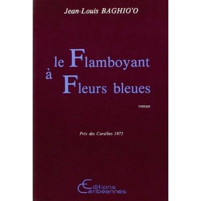 FLAMBOYANT A FLEURS BLEUES