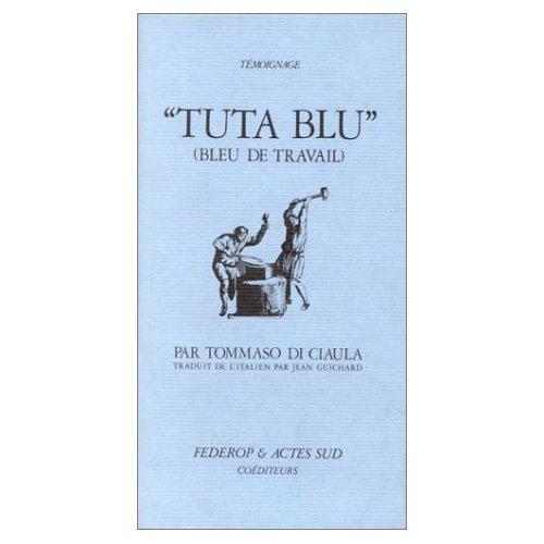 TUTA BLU (BLEU DE TRAVAIL)