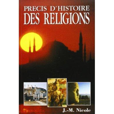 PRECIS D'HISTOIRE DES RELIGIONS