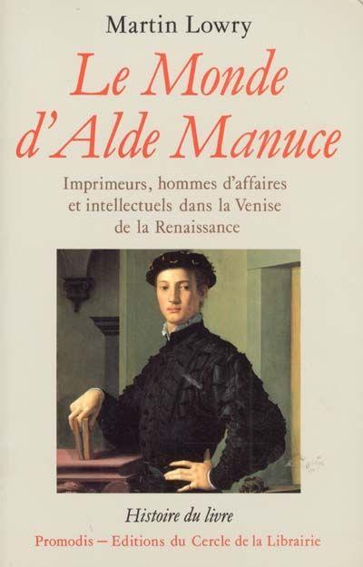 LE MONDE D'ALDE MANUCE