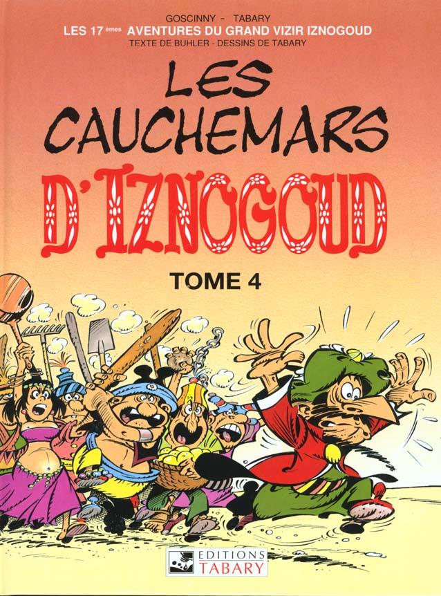 LES CAUCHEMARS D'IZNOGOUD 17 T4