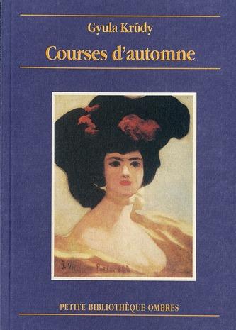 COURSES D'AUTOMNE