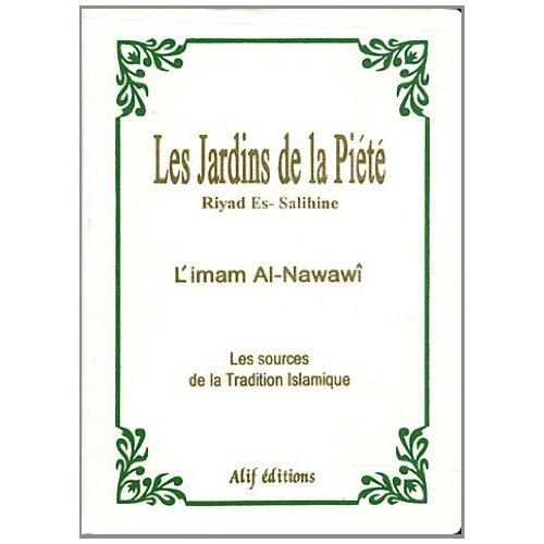 LES JARDINS DE LA PIETE (RIYAD ES-SALIHINE)V/POCHE 1)