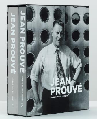 JEAN PROUVE (COFFRET 2 VOL) /FRANCAIS/ANGLAIS