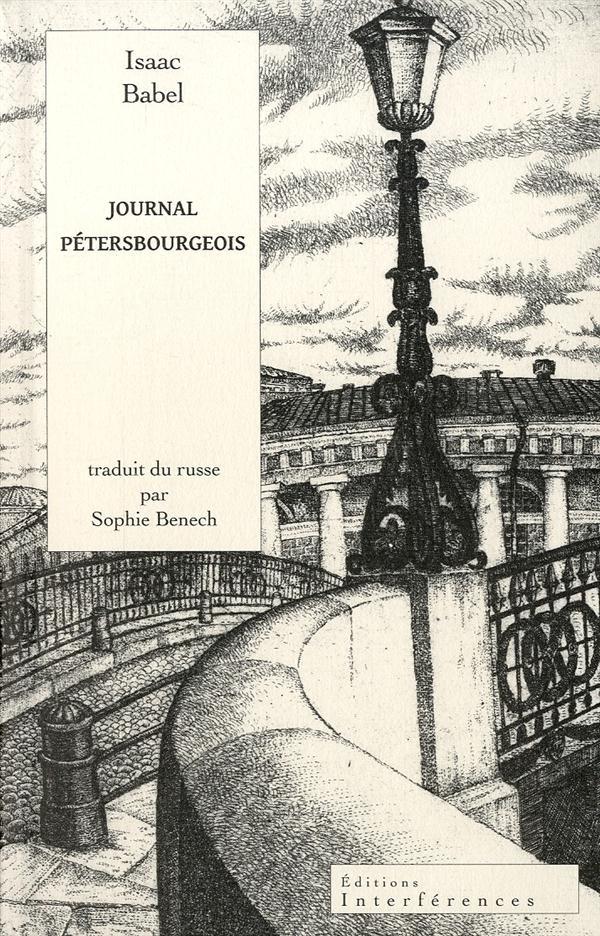 JOURNAL PETERSBOURGEOIS