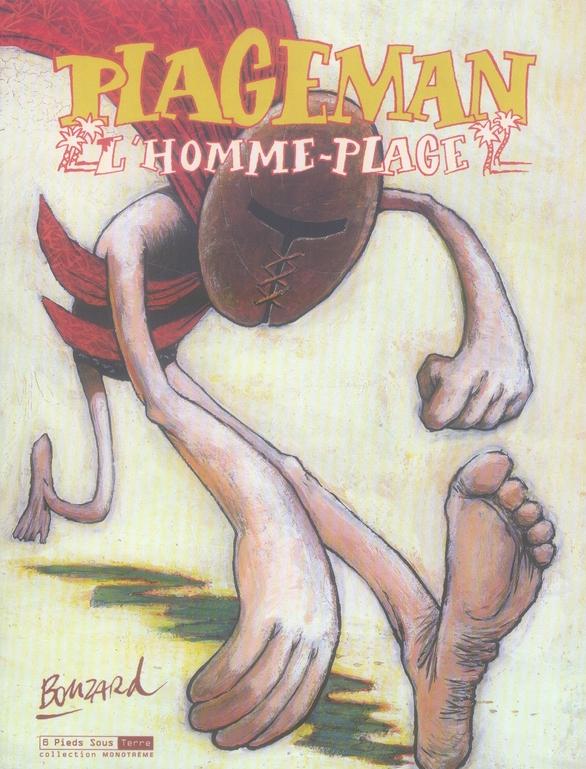PLAGEMAN - L'HOMME PLAGE - 01