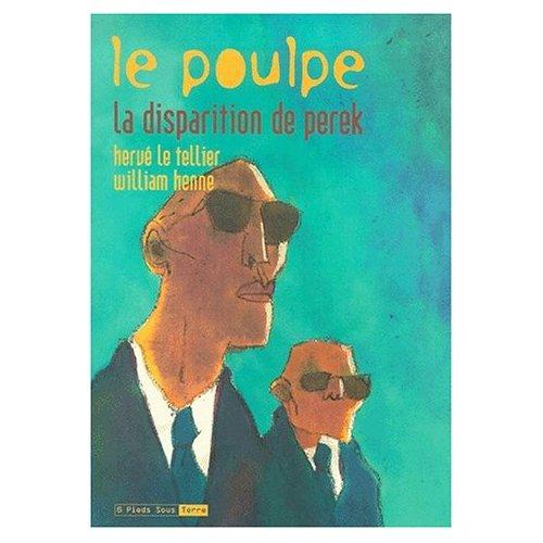 LE POULPE - TOME 8 LA DISPARITION DE PEREK