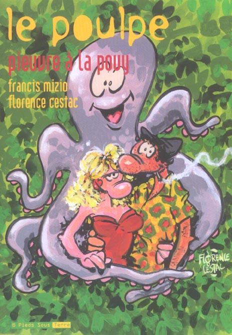 LE POULPE - TOME 14 PIEUVRE A LA POUY