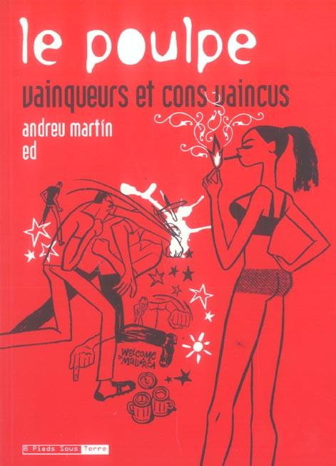 LE POULPE - TOME 17 VAINQUEURS ET CON VAINCUS