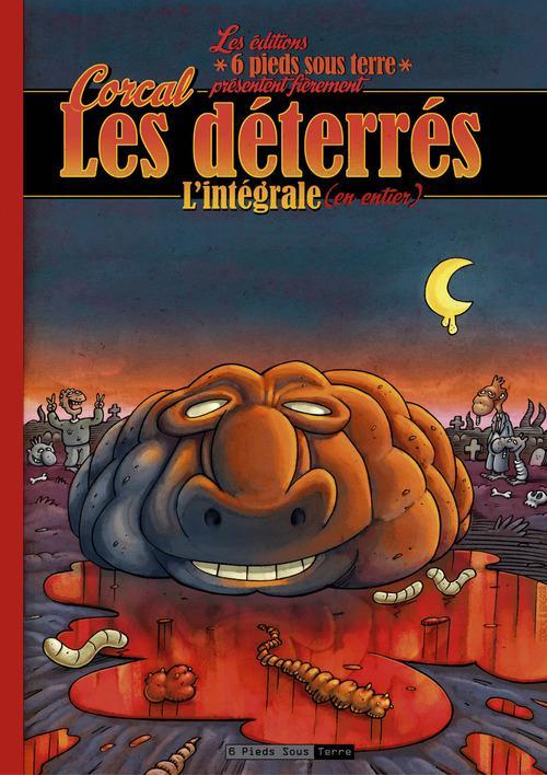 LES DETERRES - L'INTEGRALE