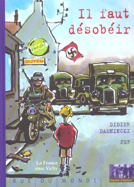 3 SECRETS D'ALEXANDRA 1 (LES) - IL FAUT DESOBEIR !