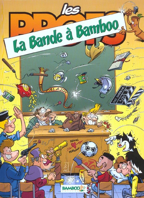 LA BANDE A BAMBOO T01
