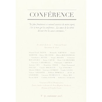 CONFERENCE N41