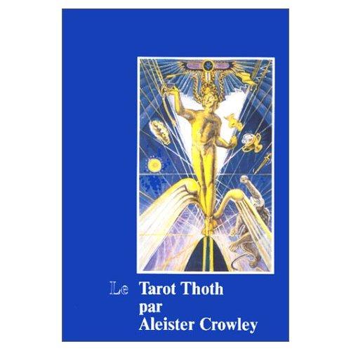 TAROT THOTH ALEISTER CROWLEY - JEU SOUS BLISTER