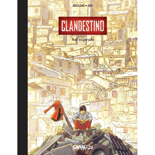 CLANDESTINO T01 TIRAGE CANAL BD