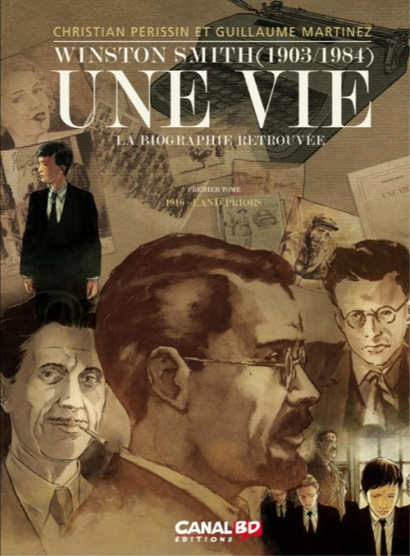UNE VIE TIRAGE SPECIAL CANAL BD