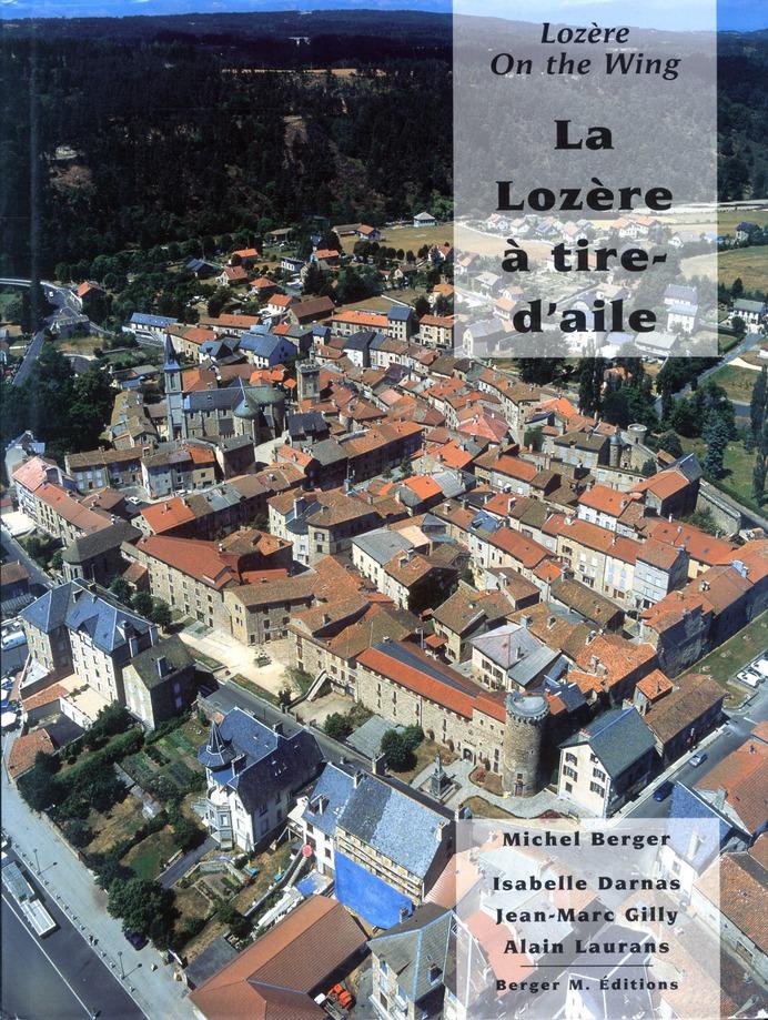 LA LOZERE A TIRE-D'AILE (BILINGUE F - GB)