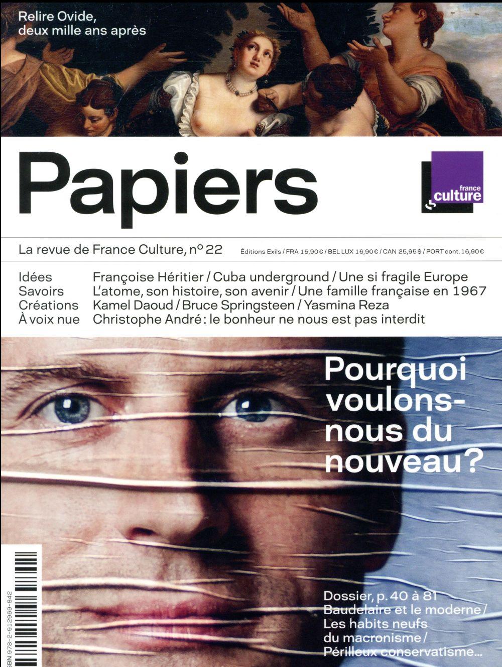 PAPIERS NUMERO 22