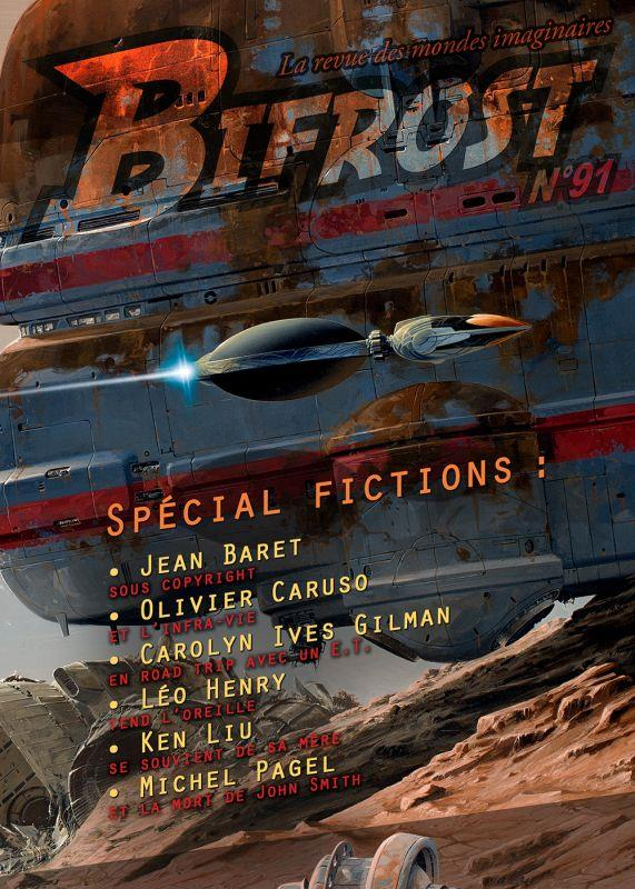 BIFROST 91 - SPECIAL FICTIONS