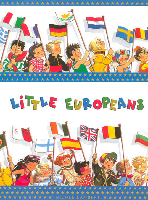LITTLE EUROPEANS (ANGLAIS)