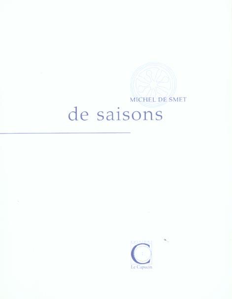 DE SAISONS