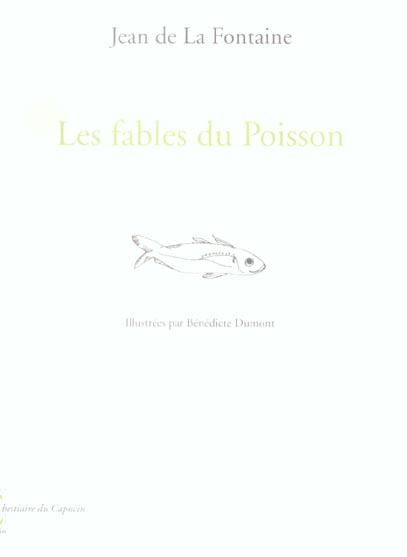LES FABLES DU POISSON